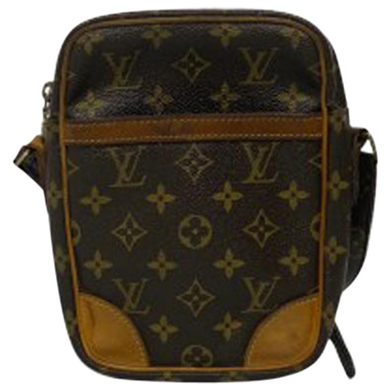 Louis Vuitton Monogram Leather Danube Bag For Sale
