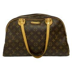 Louis Vuitton Monogram  Leather Montorgueil Mm Bag