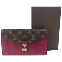 Louis Vuitton Monogram Marie Rose Wallet