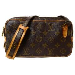 Louis Vuitton Monogram Marly Bandouliere Crossbody Bag