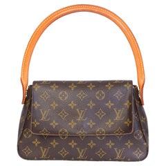 Louis Vuitton Monogram Mini Looping Bag (2003)