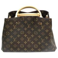 Louis Vuitton Monogram Montaigne MM Handbag