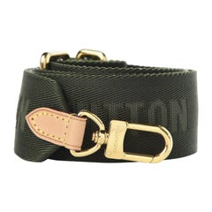 LOUIS VUITTON Monogram Multi Pochette Accessories Shoulder Strap Kaki