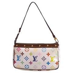 Louis Vuitton Monogram Multicolor Pochette Accessoires