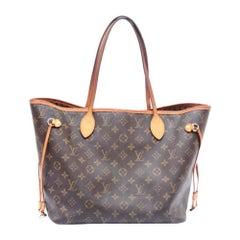 Louis Vuitton Monogram Neverfull GM Tote Bag (2010)