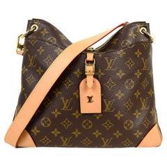 Louis Vuitton Monogram Odeon MM Messenger Bag