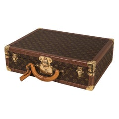 Louis Vuitton Monogram Overnight Case, circa 1980