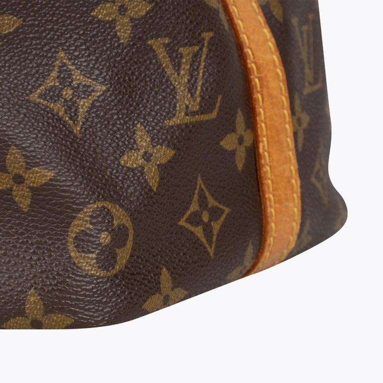 Louis Vuitton Monogram Petit Noé Bag For Sale 4