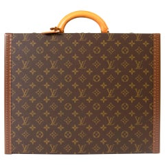 Louis Vuitton Monogram President 45 Trunk