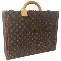 Louis Vuitton Monogram President Classeur Hard Briefcase Bag rt. $8,650