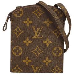 Louis Vuitton Monogram Secret Passport Pouch Necklace