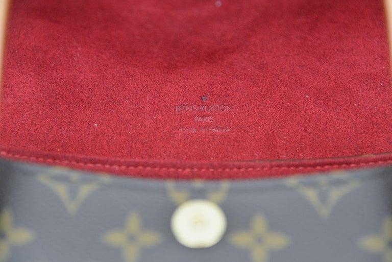 Louis Vuitton Monogram Sonatine Vintage For Sale 2