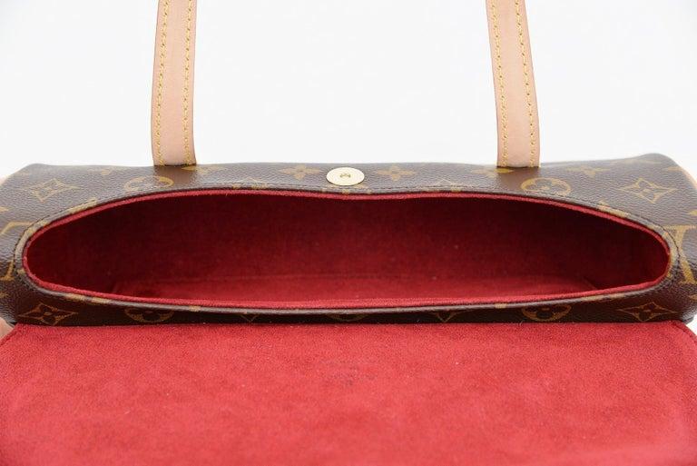 Louis Vuitton Monogram Sonatine Vintage For Sale 3