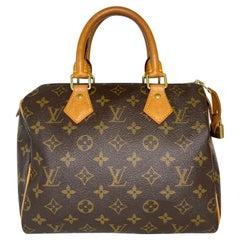 Louis Vuitton Monogram Speedy 25 Handbag 2017