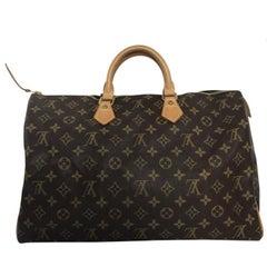 Louis Vuitton Monogram Speedy 40 Bag