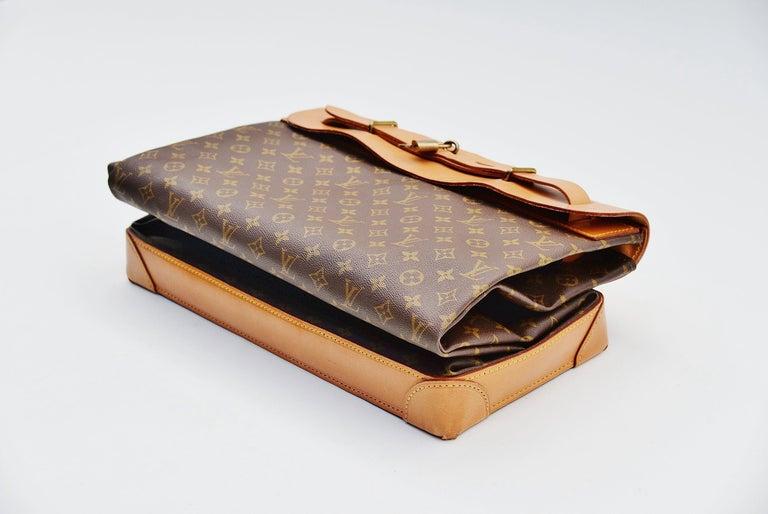 Louis Vuitton Monogram Steamer Bag 45  For Sale 5