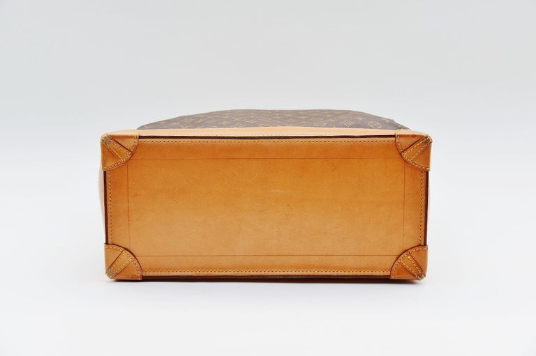 Louis Vuitton Monogram Steamer Bag 45  For Sale 2
