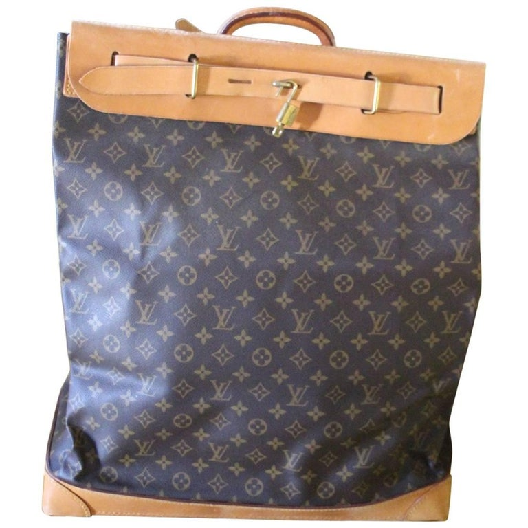 Louis Vuitton Monogram Steamer Bag 45 For Sale at 1stdibs c466f5062f973