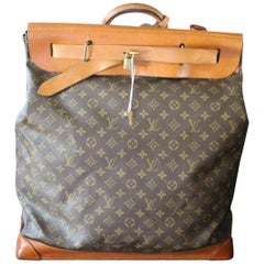 Louis Vuitton Monogram Steamer Bag 45