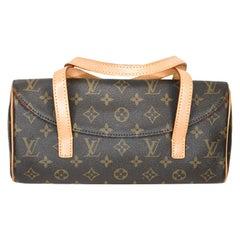Louis Vuitton Monogram Top Handles Satchel Handbag