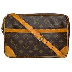 Louis Vuitton Monogram Trocadero Crossbody Bag