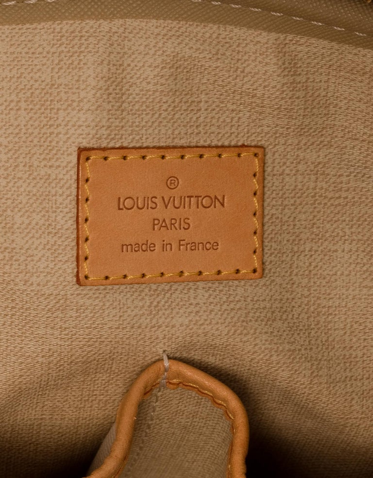 Louis Vuitton Monogram Trouville Bag For Sale 2