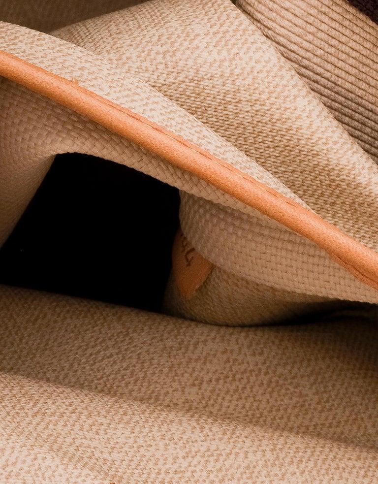 Louis Vuitton Monogram Trouville Bag For Sale 4