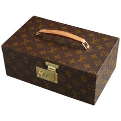 Louis Vuitton Monogram Vanity or Cosmetic Case from the Collection of Ann Turkel