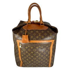 Louis Vuitton  Monogram Vintage  Steamer  Monogram Canvas Weekend  Luggage Bag