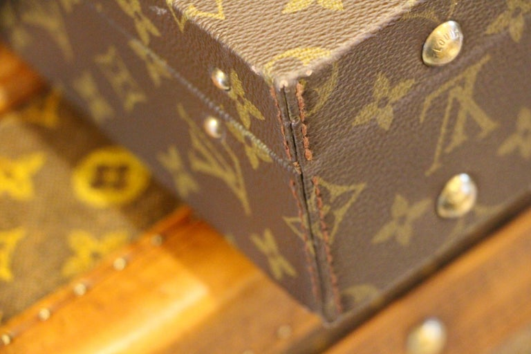 Louis Vuitton Monogramm Briefcase, Louis Vuitton Attache Case For Sale 7