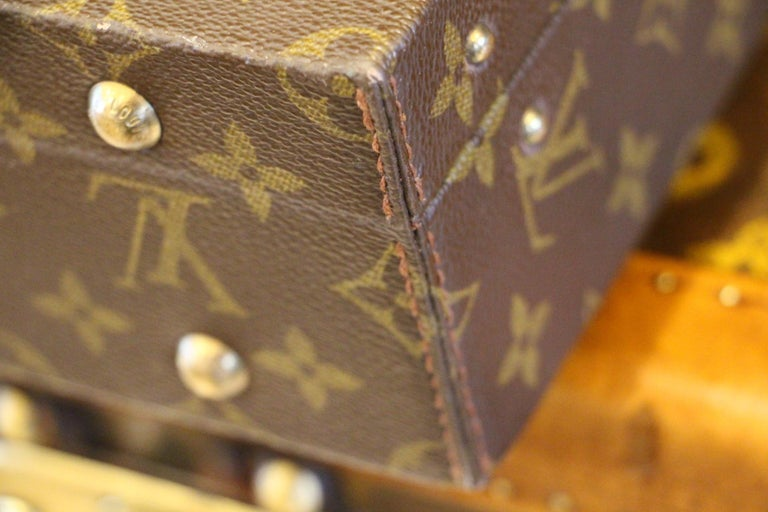 Louis Vuitton Monogramm Briefcase, Louis Vuitton Attache Case For Sale 8