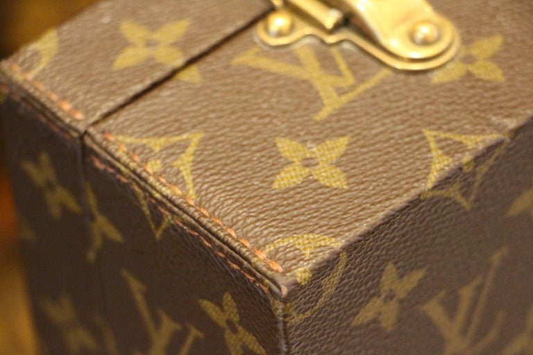 Louis Vuitton Monogramm Briefcase, Louis Vuitton Attache Case For Sale 10
