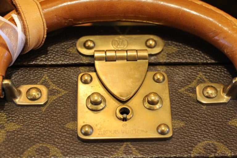 Louis Vuitton Monogramm Briefcase, Louis Vuitton Attache Case For Sale 11
