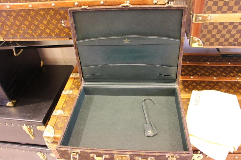 Louis Vuitton Monogramm Briefcase, Louis Vuitton Attache Case For Sale 12