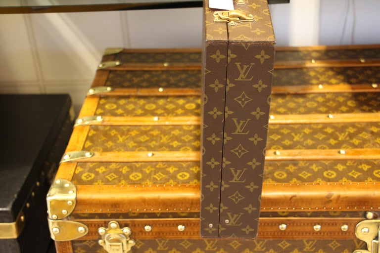 Louis Vuitton Monogramm Briefcase, Louis Vuitton Attache Case For Sale 2
