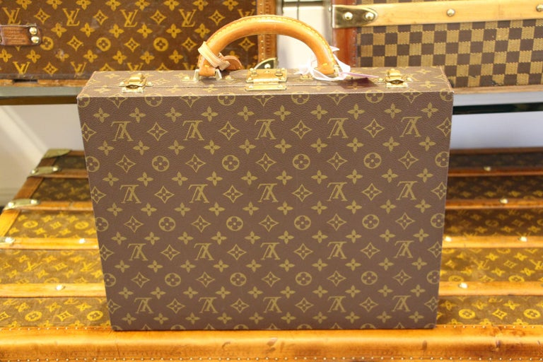 Louis Vuitton Monogramm Briefcase, Louis Vuitton Attache Case For Sale 5