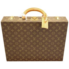 Louis Vuitton Monogramm Briefcase, Louis Vuitton Attache Case