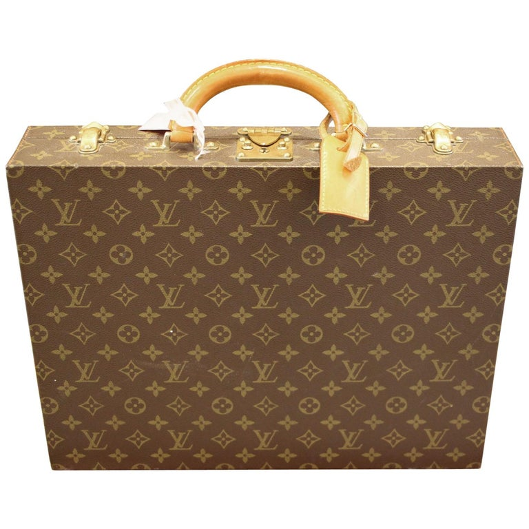 Louis Vuitton Monogramm Briefcase, Louis Vuitton Attache Case For Sale