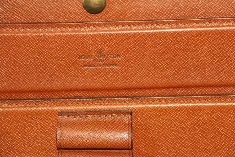 Louis Vuitton Monogramm Briefcase, Louis Vuitton President Case For Sale 7