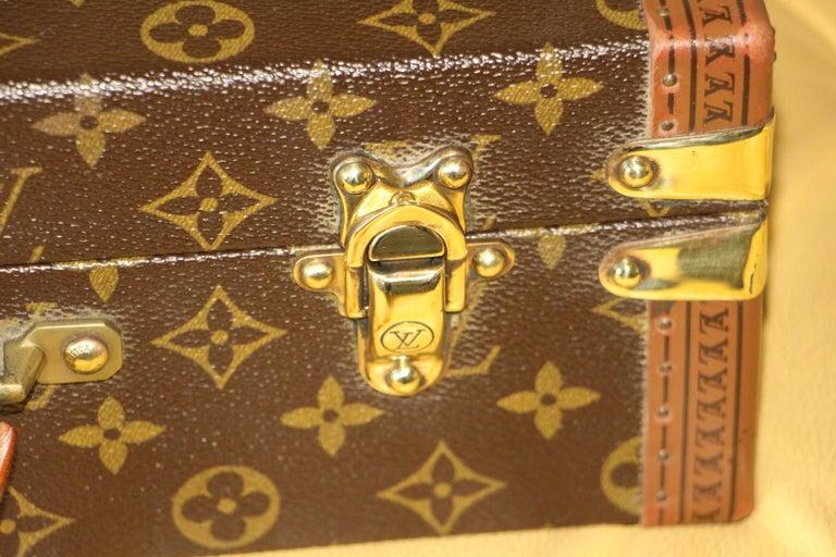 Louis Vuitton Monogramm Briefcase, Louis Vuitton President Case In Good Condition For Sale In Saint-ouen, FR