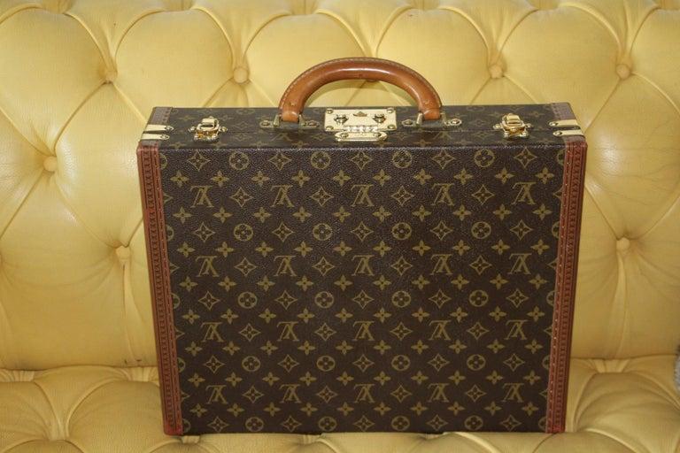 Louis Vuitton Monogramm Briefcase, Louis Vuitton President Case For Sale 2