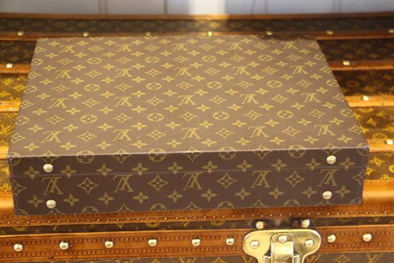 Louis Vuitton Monogramm Briefcase, Louis Vuitton Attache Case For Sale 4