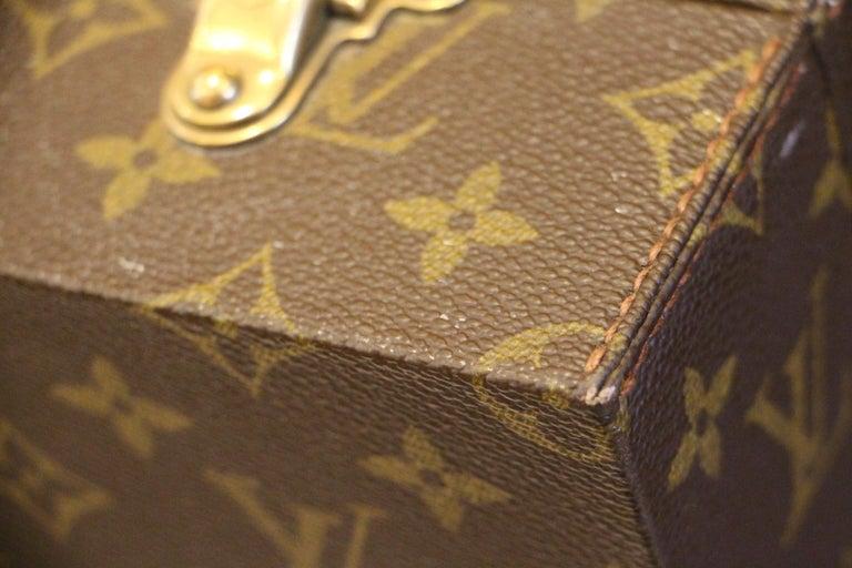 Louis Vuitton Monogramm Briefcase, Louis Vuitton Attache Case For Sale 7