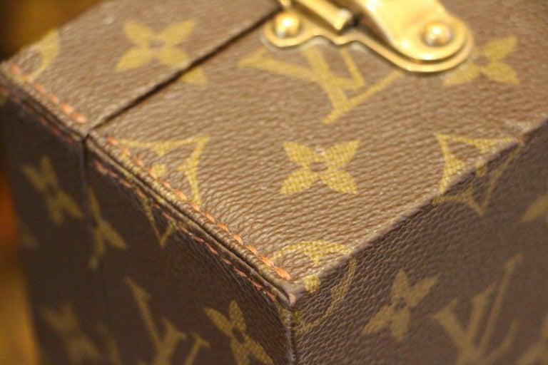 Louis Vuitton Monogramm Briefcase, Louis Vuitton Attache Case For Sale 8