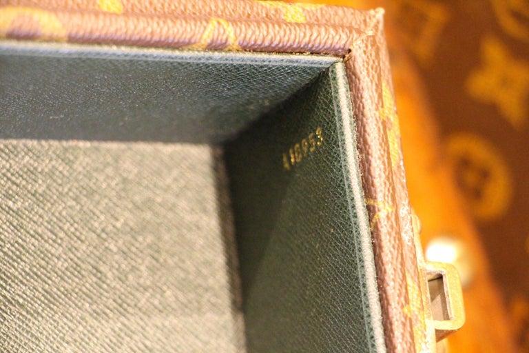 Louis Vuitton Monogramm Briefcase, Louis Vuitton Attache Case For Sale 13