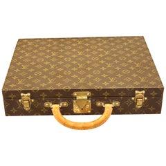 Louis Vuitton Monogramm Briefcase, Louis Vuitton Attache Case