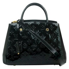 Louis Vuitton, Montaigne BB in patent leather