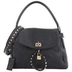 Louis Vuitton Montaigne Handbag Monogram Empreinte Leather GM