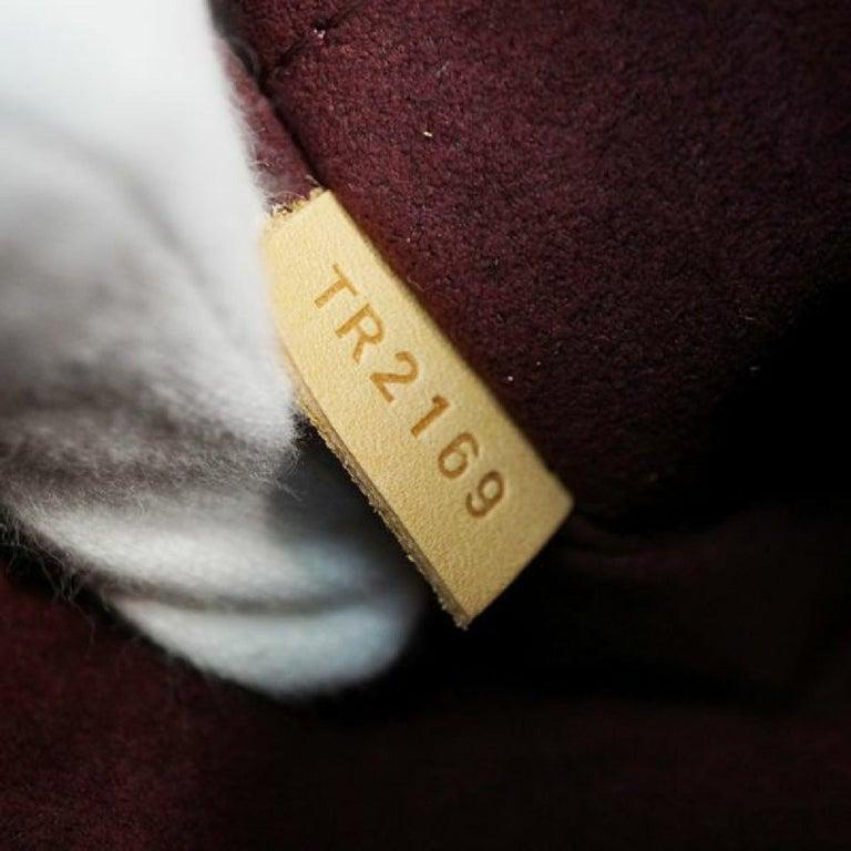 LOUIS VUITTON MontaigneBB Womens handbag M41055 For Sale 8