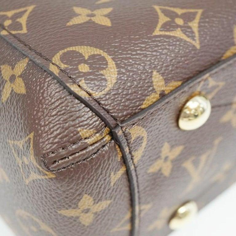 LOUIS VUITTON MontaigneBB Womens handbag M41055 For Sale 2